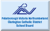 Peterborough Victoria Northumberland Clarington Catholic District School Board