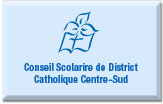 Conseil Scolaire de District Catholique Centre-Sud